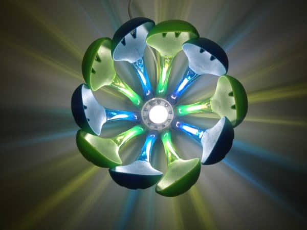 Silicon Spatula Pendant Lamp Lamps & Lights