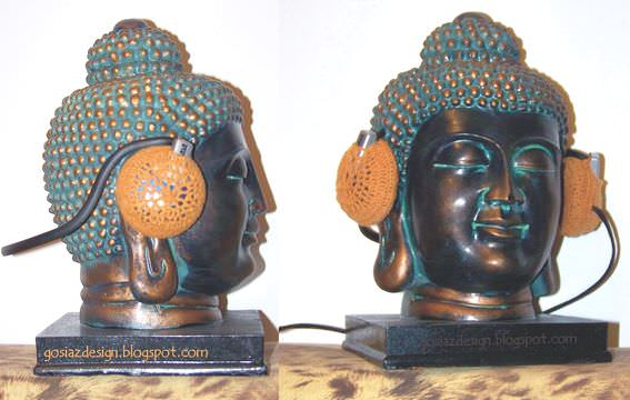 Crochet Headphones Do-It-Yourself Ideas Recycled Electronic Waste