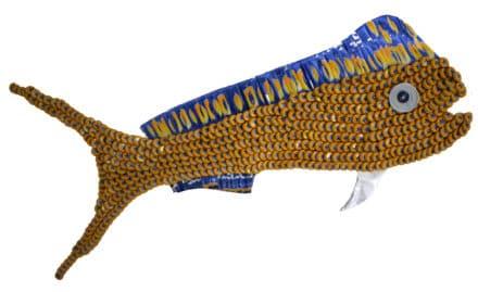 Bottle Cap Star Fish