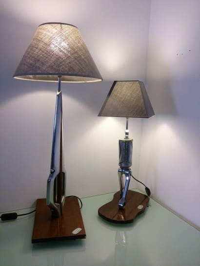 Old's 64 Lamps