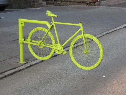 Bike fence