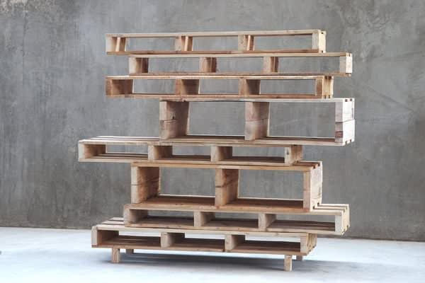 Pallet Shelves & Coffee Table By M&M Designers Recycled Pallets