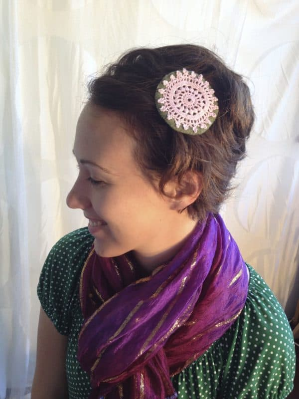 Upcycled Clothing, Art and Hair Accessories Accessories Clothing Recycled Art