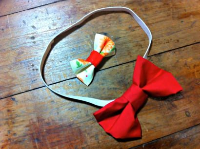 DIY: How to Make a Bow Tie