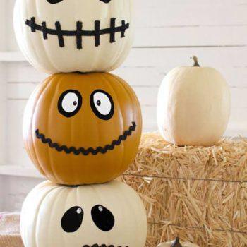 Easy & Funny Pumpkins