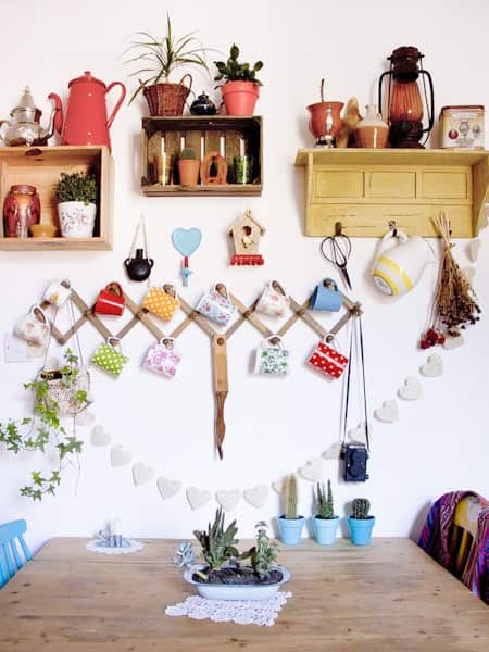 Repurposed Ideas in the Kitchen Recycled Furniture