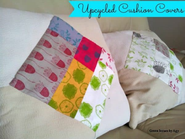 Upcycling Old Cushions Clothing