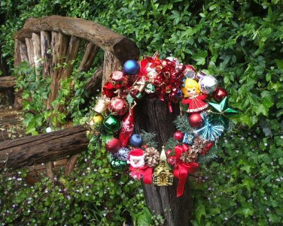 Ollie's Magical Retro Wreath