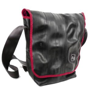 Alchemy-Goods-Haversack-Messenger-Bag-Made-from-Recycled-Bike-Tubes-Ruby-0