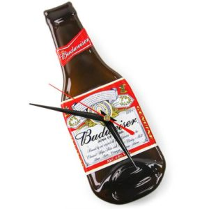BottleClocks-Recycled-Beer-Bottle-Clock-Budweiser-0