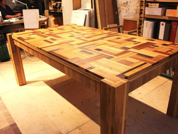 Refurnish atelier in furniture  with Wood upcycled furniture Recycled