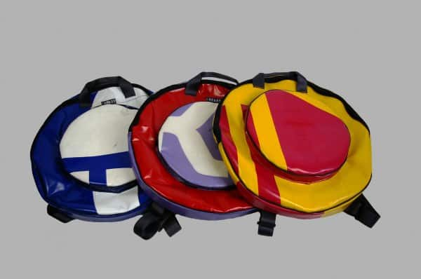Eco drum cymbals bag made with recycled material in accessories  with Music