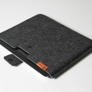 ReFleece-Recycled-iPad-Sleeve-BlackCharcoal-0