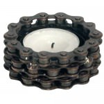 Recycled-Bicycle-Chain-Tea-Light-Holder-0