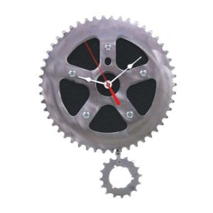 Recycled-Bicycle-Parts-Rubber-Clock-0