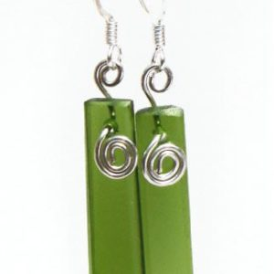 Recycled-Olive-Wine-Bottle-Earrings-0