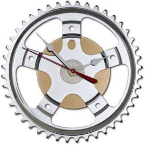 Resource-Revival-Recycled-Bicycle-Hybrid-Wall-Clock-0