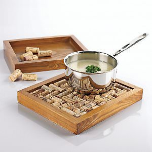 Wine-Enthusiast-Cork-Trivet-Kit-0