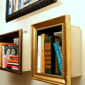 Photoframe Bookshelves