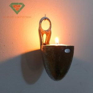 Headlight candle