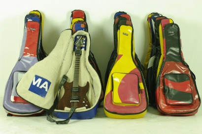 Ucycled Guitar Case