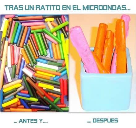 A second life for plastics pencils