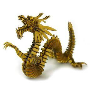D-torso-3d-Mini-Laser-Cut-Dragon-Construction-Set-0