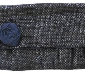 Fair-Trade-Recycled-VHSCassette-Tape-Clutch-Choose-From-Three-Colors-Navy-0