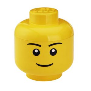 LEGO-Storage-Head-Large-Boy-Yellow-0