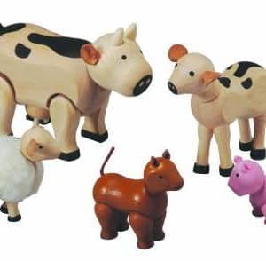 Plan-Toy-Farm-Animal-Set-0