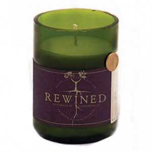 Recycled-Wine-Bottle-60-80-Hour-Soy-Wax-Candle-Carmenere-0