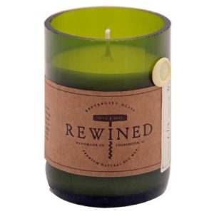 Recycled-Wine-Bottle-60-80-Hour-Soy-Wax-Candle-Merlot-0