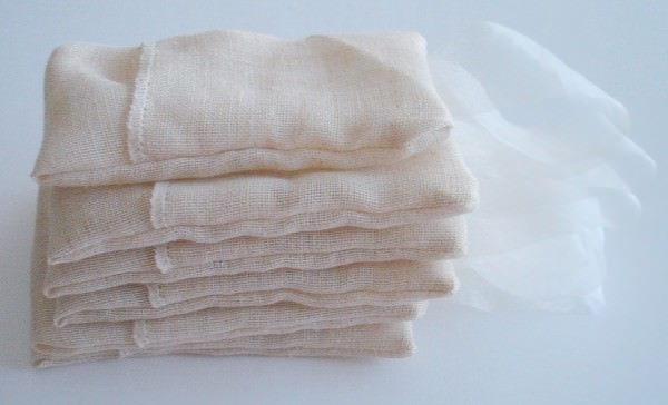 DIY: Saquitos de olor para los armarios / Smell sachets for closets Clothing