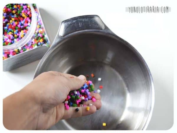 DIY: hamabeads bowl in diy  with Plastic ikea DIY Bowl