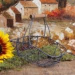Antique-Style-Wire-Garden-Basket-Home-Decor-0
