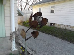Shovel Flower