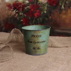 Shabby-Cottage-Chic-Paris-Tin-Verdigris-Planter-0