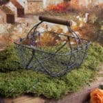 Vintage-Style-Wire-Shabby-Garden-Chic-Basket-Home-Decor-0