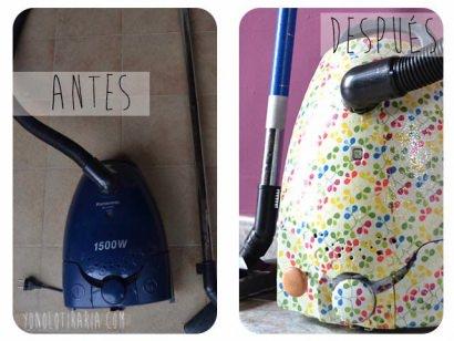 Tuning vacuum cleaner