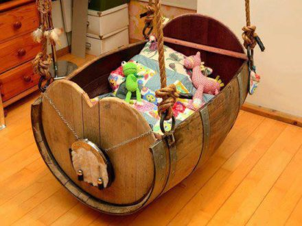 Barrel Cradle