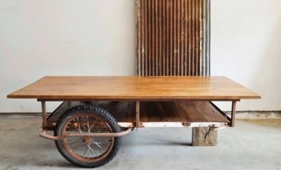 Unique up-cycled furnitures