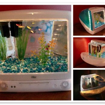 iMacquarium: Turn Your Old G3 iMac Into an Aquarium