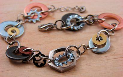 Wearable Hardware Jewelry