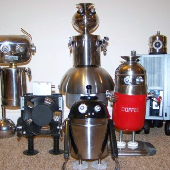Gardiner's Recycled Robots