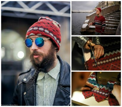 Hats From Recycled Sweaters