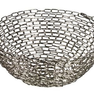 Handmade-Recycled-Metal-Chain-Bowl-0