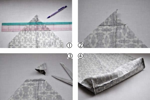 DIY: The reversible tote bag Accessories Clothing Do-It-Yourself Ideas