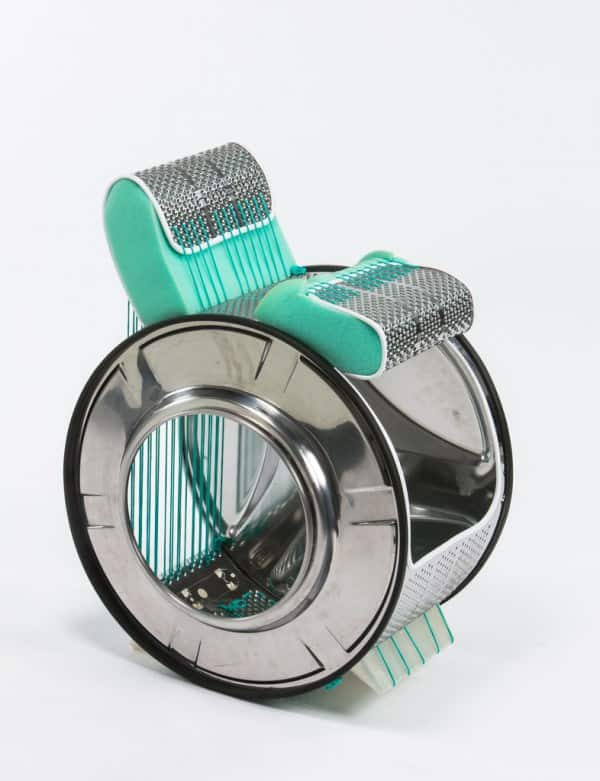 DIY: Washing machine chairs Do-It-Yourself Ideas Recycled Furniture
