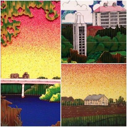Cardboard Landscapes