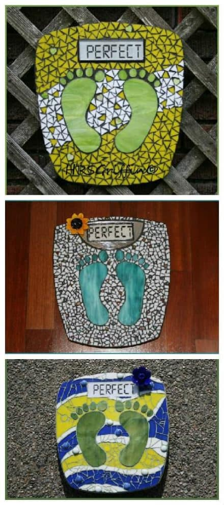Perfect Mosaic Scale